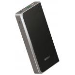 аксессуар для телефона Внешний аккумулятор InterStep PB12000QC (12000 mAh), черный