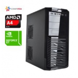 системный блок CompYou Office PC W155 (CY.461194.W155)
