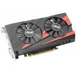 видеокарта GeForce ASUS PCI-E NV GTX1050 Ti 4096Mb 128b DDR5 EX-GTX1050TI-4G