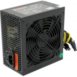блок питания ExeGate 500W 500NPXE 120mm fan 24+2х4+6/8пин EX221638RUS