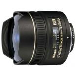 объектив для фото Nikon 10.5mm f/2.8G ED DX Fisheye-Nikkor (JAA629DA)