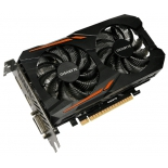 видеокарта GeForce Gigabyte PCI-E NV GTX1050 Ti 4096Mb 128b DDR5 GV-N105TOC-4GD