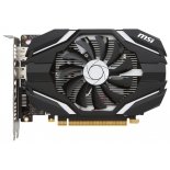 видеокарта GeForce MSI GeForce GTX 1050 Ti 1341Mhz PCI-E 3.0 4096Mb 7008Mhz 128 bit DVI HDMI HDCP OC