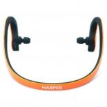 гарнитура bluetooth Harper HB-300, оранжевая