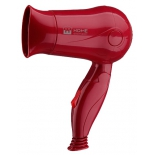 Фен / прибор для укладки Home Element HE-HD310, красный гранат