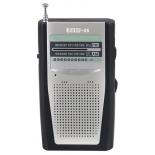 Радиоприемник Сигнал Эфир 08, серебристый
