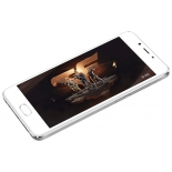 смартфон Meizu U10 2/16GB, серебристо-белый