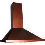 вытяжка кухонная Elikor Оптима 50П-400-К3Л каминная, медный антик