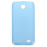 чехол для смартфона Lenovo для смартфона Lenovo A516 голубой