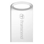 usb-флешка Transcend JetFlash 510 16Gb USB 2.0, металл серебро