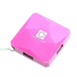 USB-концентратор 5bites HB24-202PU PURPLE