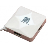USB-концентратор 5bites HB24-202WH WHITE