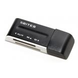 устройство для чтения карт памяти 5bites RE2-102BK USB2.0 черный