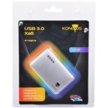 USB-концентратор Konoos UK-33
