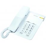 проводной телефон Alcatel T22, белый
