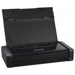 принтер струйный цветной Epson WorkForce WF-100W (портативный)