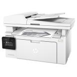 МФУ HP LaserJet Pro M132fw, белое