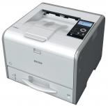 лазерный ч/б принтер Ricoh SP 3600DN (настольный)