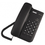 проводной телефон BBK BKT-74 RU, черный