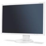 монитор NEC MultiSync E245WMi, белый