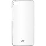 чехол для смартфона SkinBOX Crystal 4People для Meizu U10 (T-S-MU10-007), прозрачный