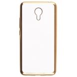 чехол для смартфона skinBOX 4People T-S-MM3N-008 (T-S-MM3N-008), золотистый