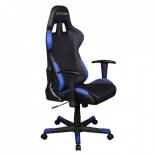 компьютерное кресло DXRacer Formula OH/FD99/NB, черное / синее