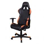 компьютерное кресло DXRacer Formula OH/FD99/NO, черное / оранжевое