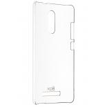 чехол для смартфона SkinBOX Crystal 4People для Xiaomi Redmi Note 3 (T-S-XRN3-007), прозрачный