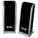 компьютерная акустика BBK CA-192S черно-серебристые