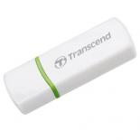 устройство для чтения карт памяти Transcend TS-RDP5W, белый