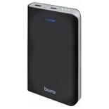 аксессуар для телефона Мобильный аккумулятор Buro RA-25000 (25000 mAh), черный/темно-серый
