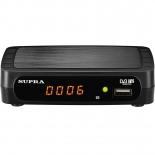 tv-тюнер Supra SDT-85, черный