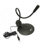 микрофон для пк Dialog M-103B черный