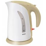 чайник электрический Mystery MEK-1639, бежевый