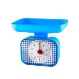 весы кухонные Energy EN410МК, голубые