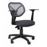 компьютерное кресло Офисное кресло Chairman 450 TW-12 серый , (6011651)