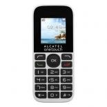 сотовый телефон Alcatel 1016D, белый
