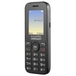 сотовый телефон Alcatel 1016D, черный