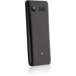 сотовый телефон Fly FF281, черный