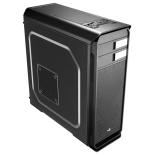 корпус Aerocool Aero-500 Black + картридер SD/micro SD, ATX, 700W, USB 3.0