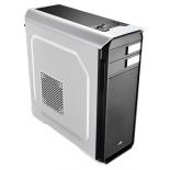 корпус Aerocool Aero-500 White+ картридер SD/micro SD, ATX, без БП, USB 3.0