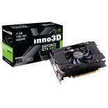 видеокарта GeForce Innovision PCI-E NV GTX1060 Compact 3Gb (N1060-2DDN-L5GN)