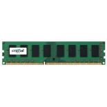 модуль памяти DDR3 4Gb 1600MHz, Crucial CT51264BD160B(J) RTL PC3-12800 CL11 DIMM 240-pin 1.35В