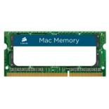 модуль памяти DDR3 4Gb 1333MHz, Corsair CMSA4GX3M1A1333C9 RTL PC3-10600 CL9 SO-DIMM 204-pin 1.5В