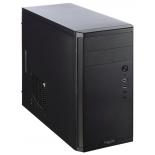 корпус Fractal Desing Core 1100, черный w/o PSU mATX 1x120mm 1xUSB2.0 1xUSB3.0 audio
