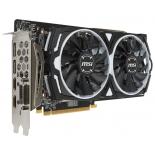 видеокарта Radeon MSI PCI-E ATI RX 480 8Gb 256Bit DDR5 HDMI/DP RX 480 ARMOR 8G OC
