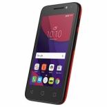 смартфон Alcatel Pixi 4 4034D, красный