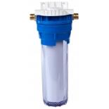 фильтр для воды Гейзер 1П прозрачный 1/2