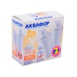 аксессуар для водяного фильтра Комплект сменных фильтров Аквафор В100-6